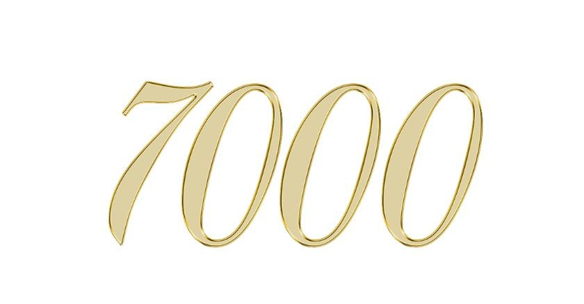 Numerologie 7000