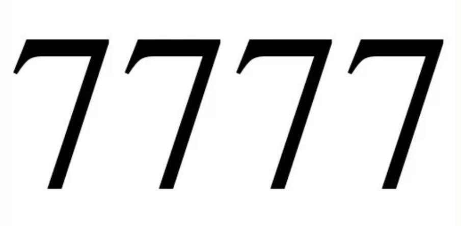 Numerologie 7777: Nummer Betekenis en Symbolen