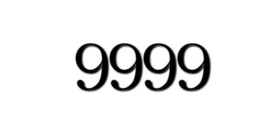 Numerologie 9999: Nummer Betekenis en Symbolen