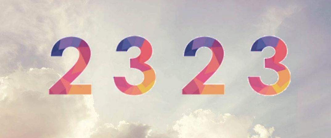 Numerologie 2323