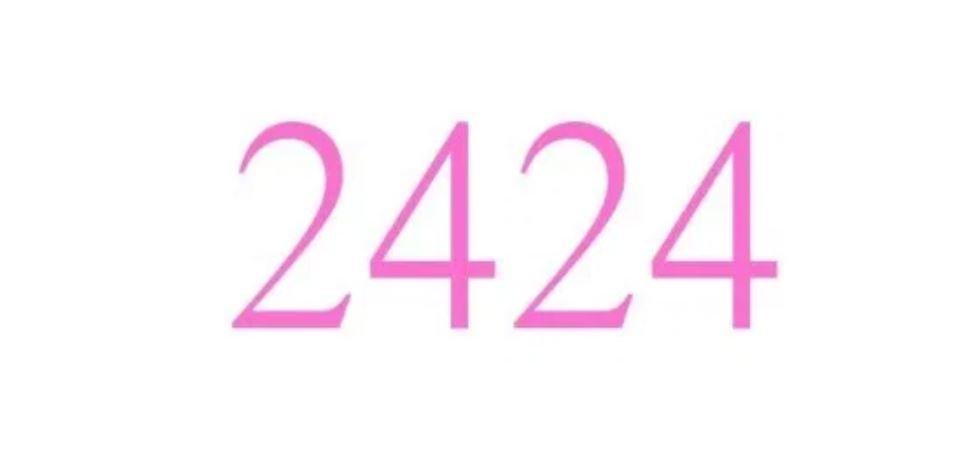 Numerologie 2424