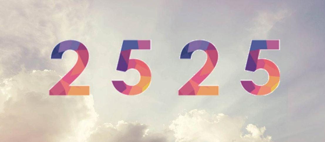 Numerologie 2525