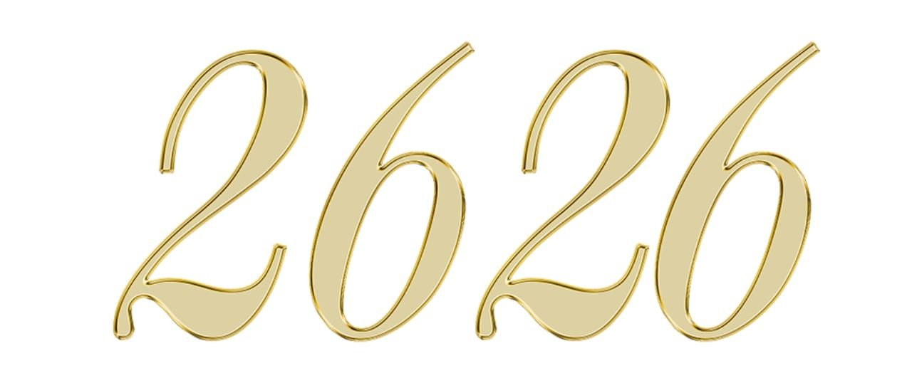 Numerologie 2626
