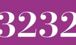 Numerologie 3232: Nummer Betekenis en Symbolen