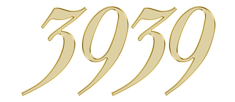 Numerologie 3939