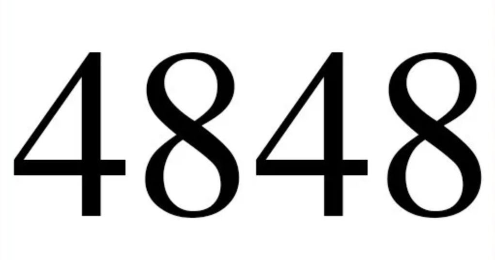 Numerologie 4848