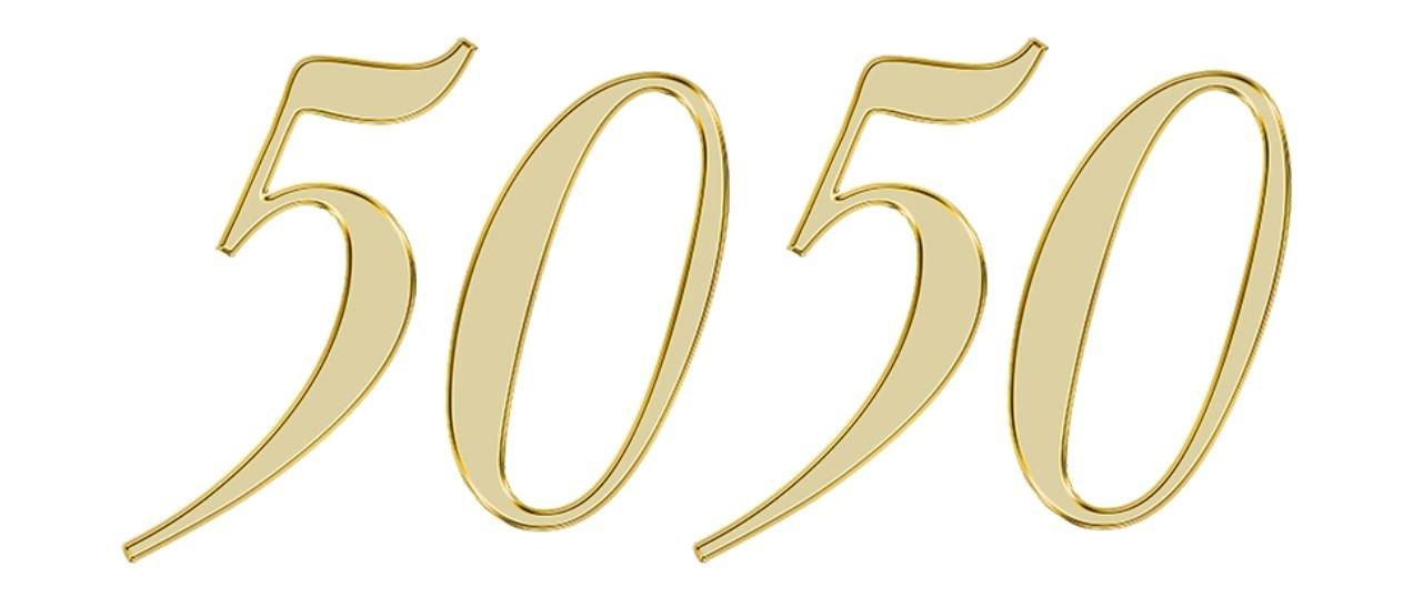 Numerologie 5050