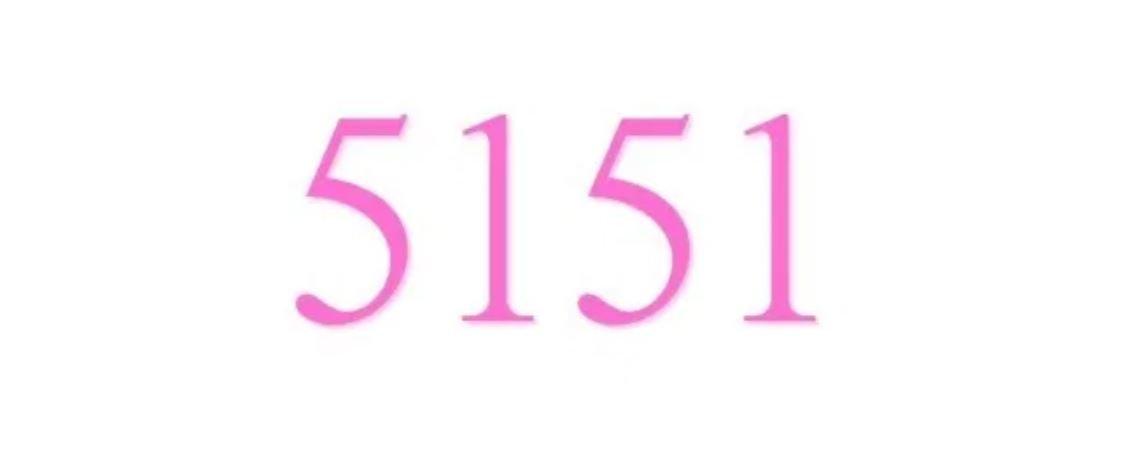 Numerologie 5151