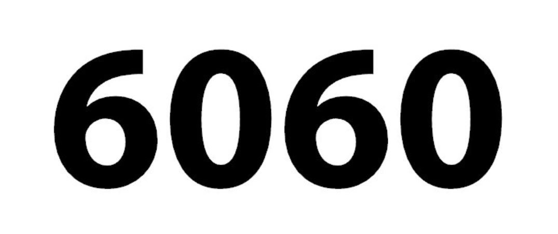 Numerologie 6060