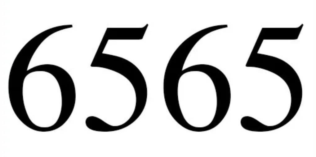 Numerologie 6565