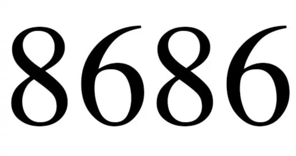 Numerologie 8686