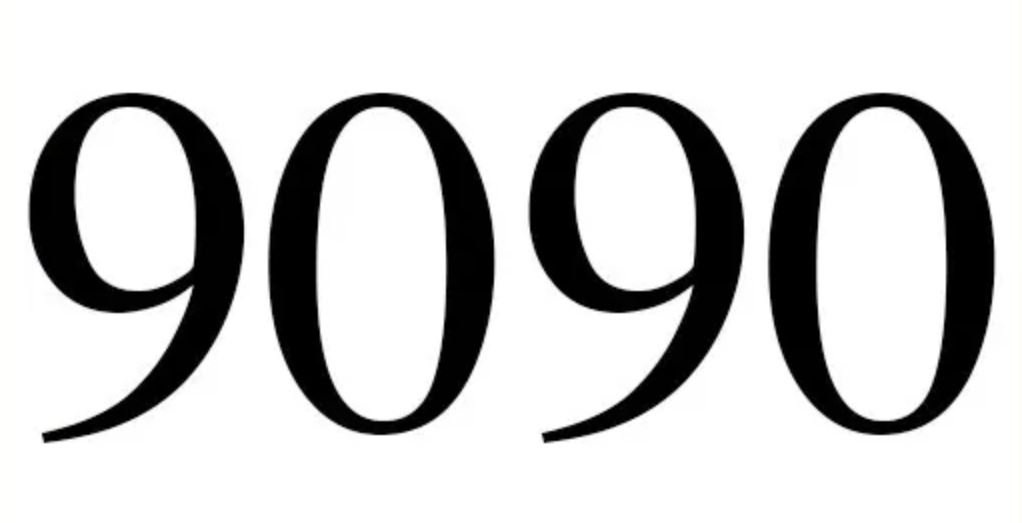 Numerologie 9090