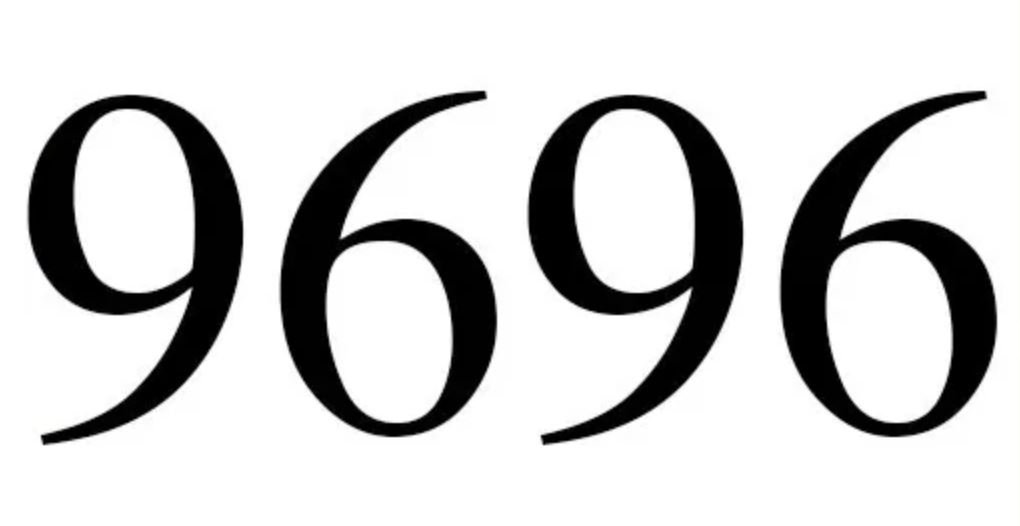 Numerologie 9696