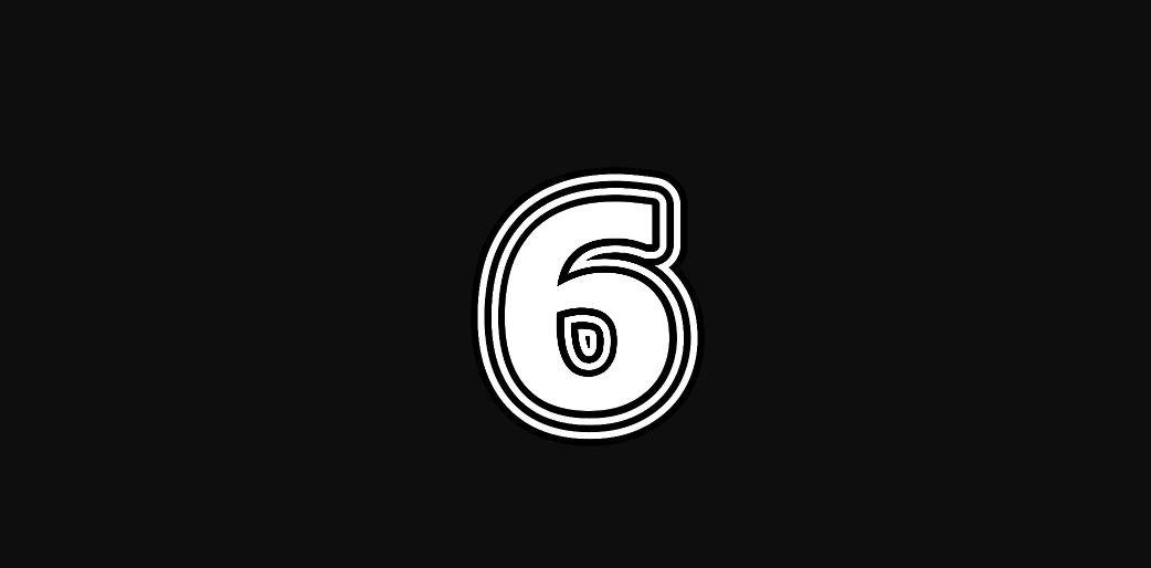 Engelengetal 6