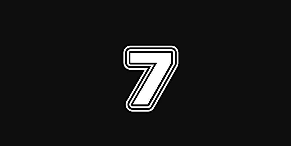 Engelengetal 7