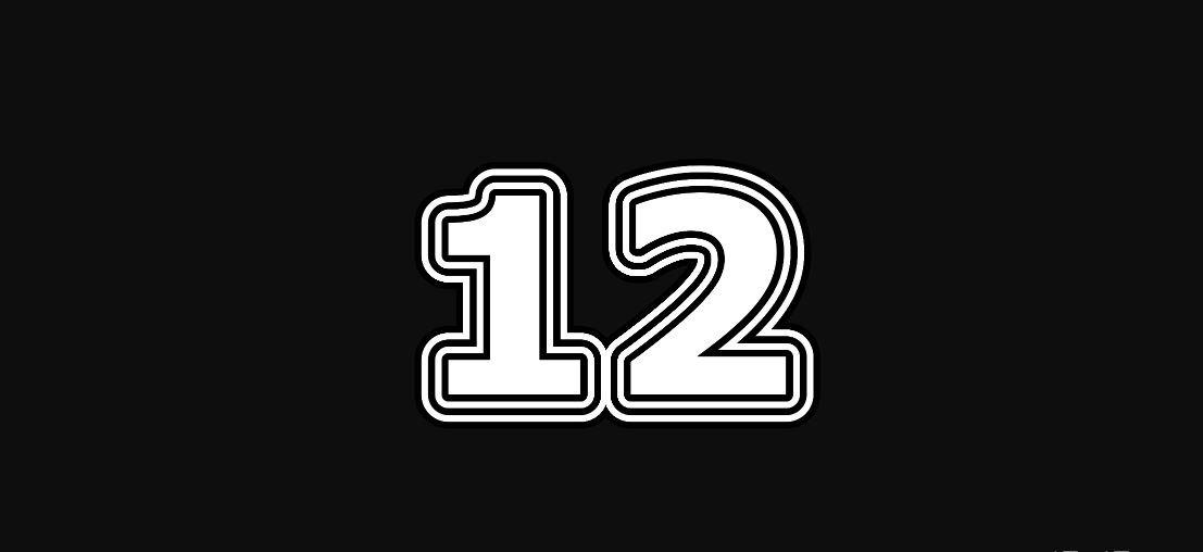Engelengetal 12