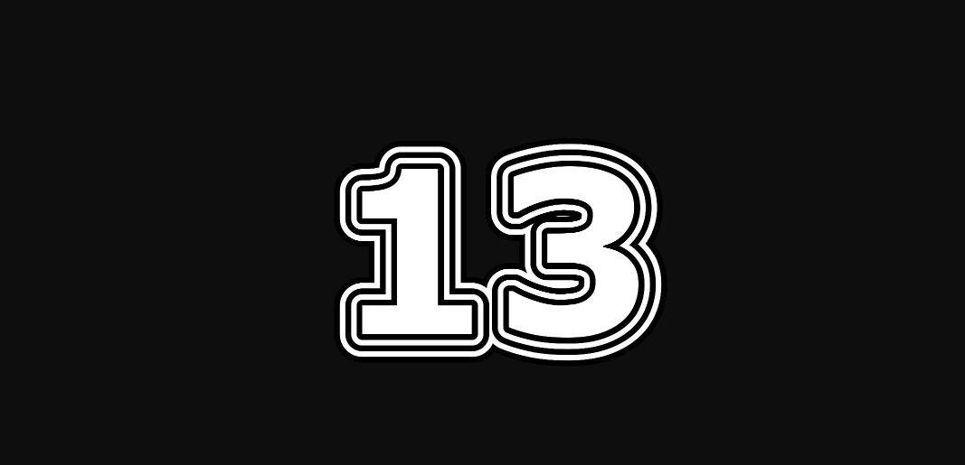 Engelengetal 13