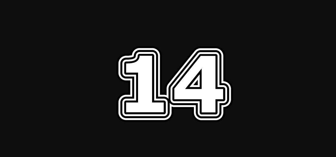 Engelengetal 14