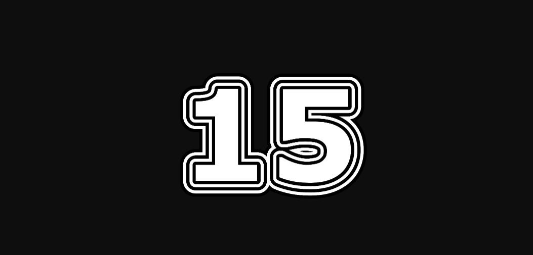 Engelengetal 15