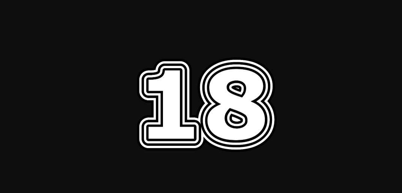 Engelengetal 18