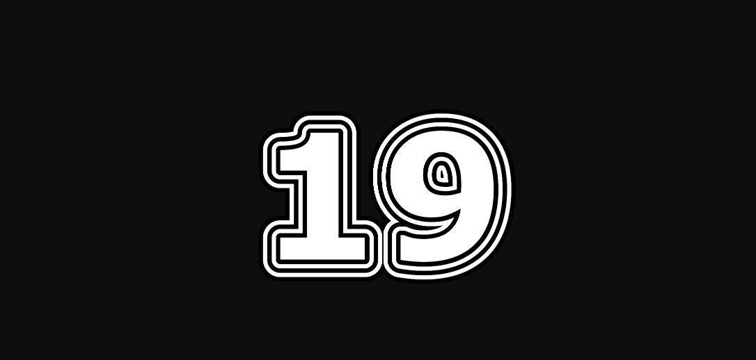 Engelengetal 19