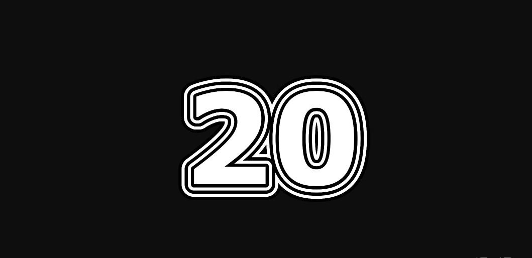 Engelengetal 20