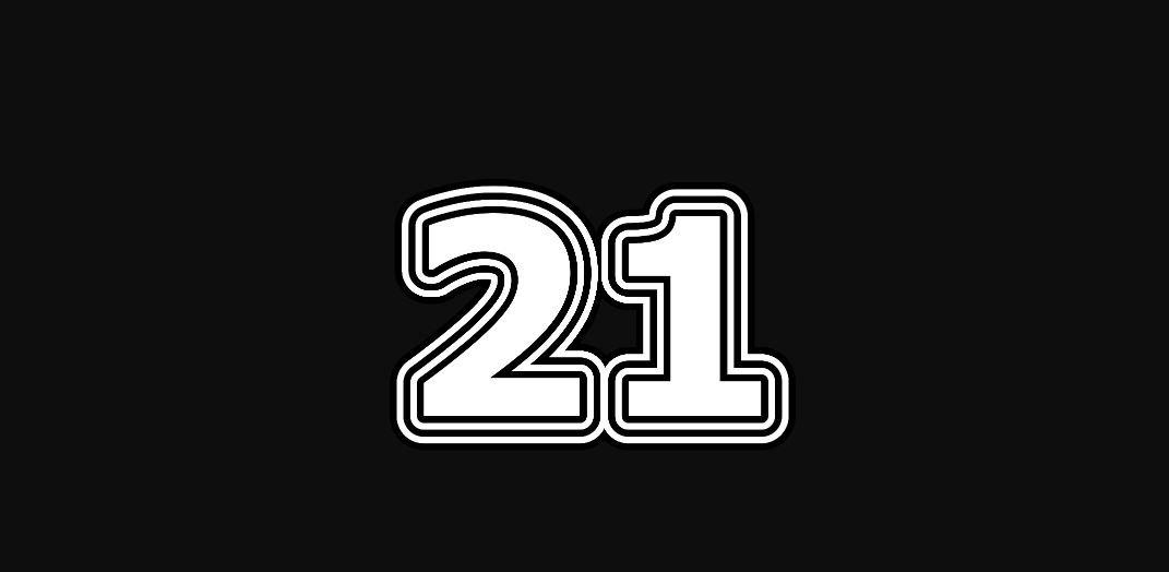 Engelengetal 21