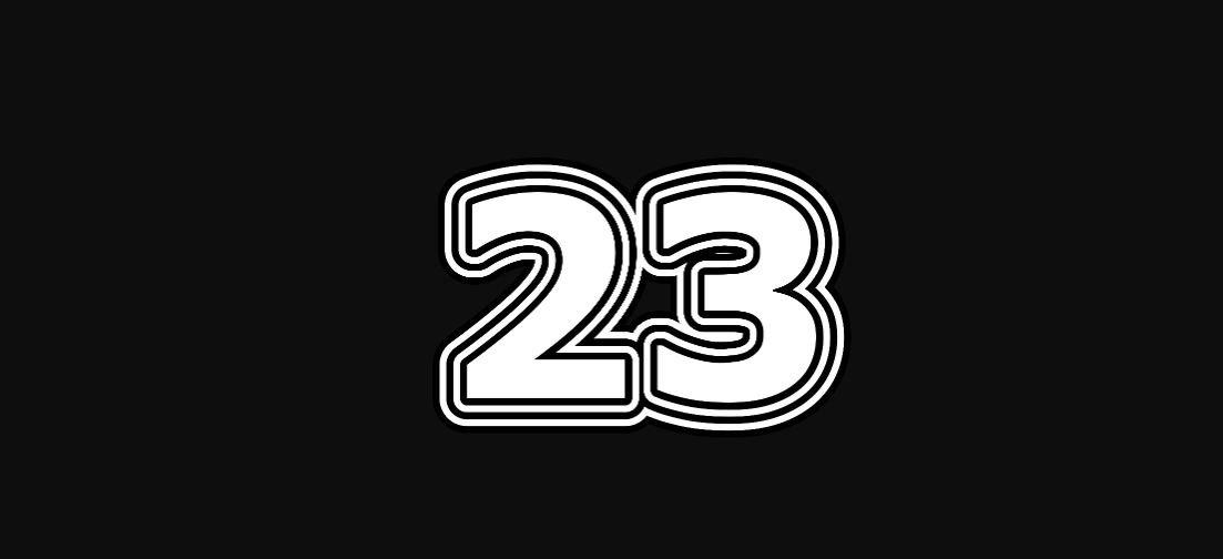 Engelengetal 23