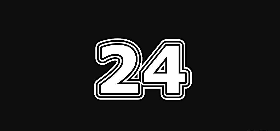Engelengetal 24