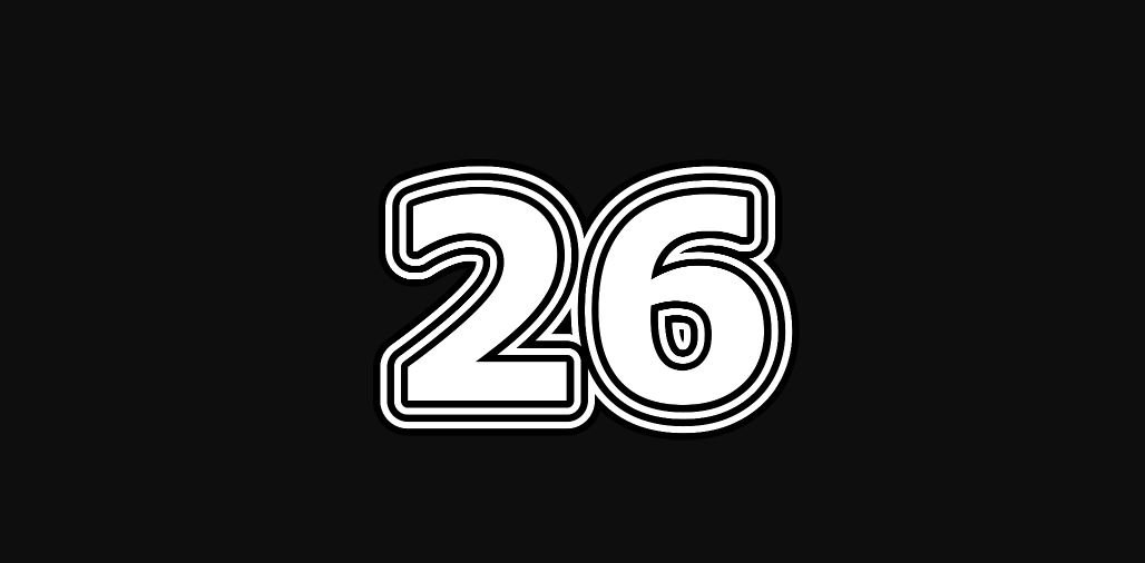Engelengetal 26