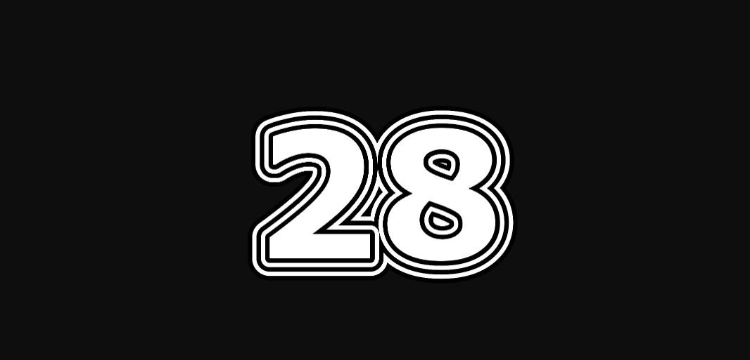 Engelengetal 28