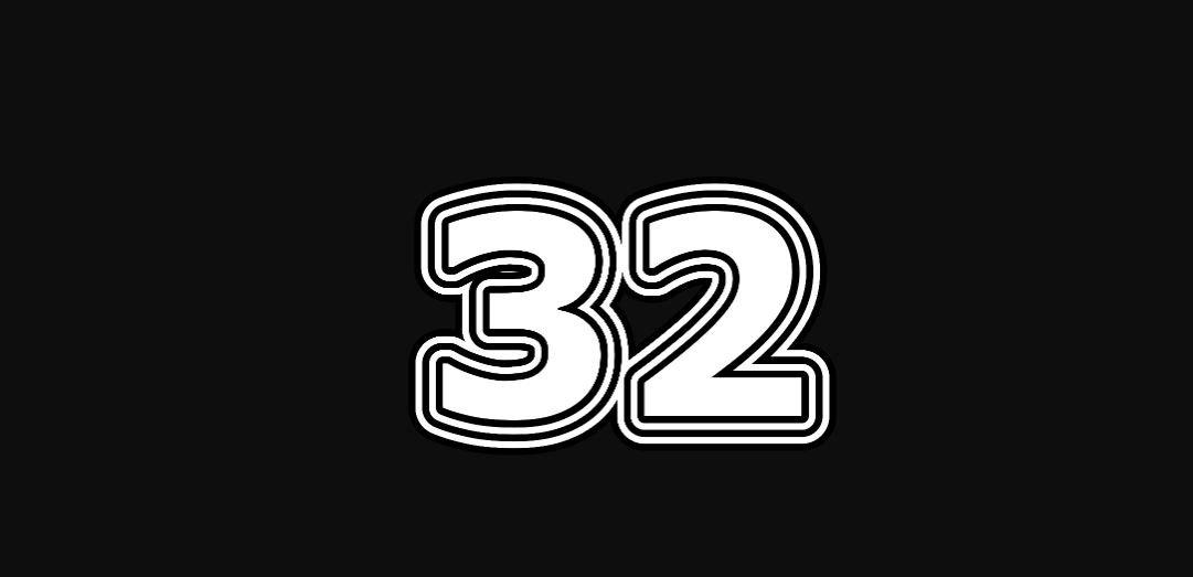 Engelengetal 32