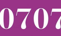 Engelengetal 0707: Dubbele getallen interpretatie en betekenis