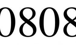 Engelengetal 0808: Dubbele getallen interpretatie en betekenis