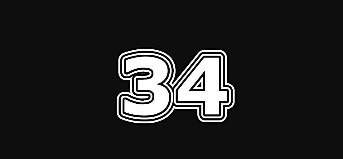 Engelengetal 34