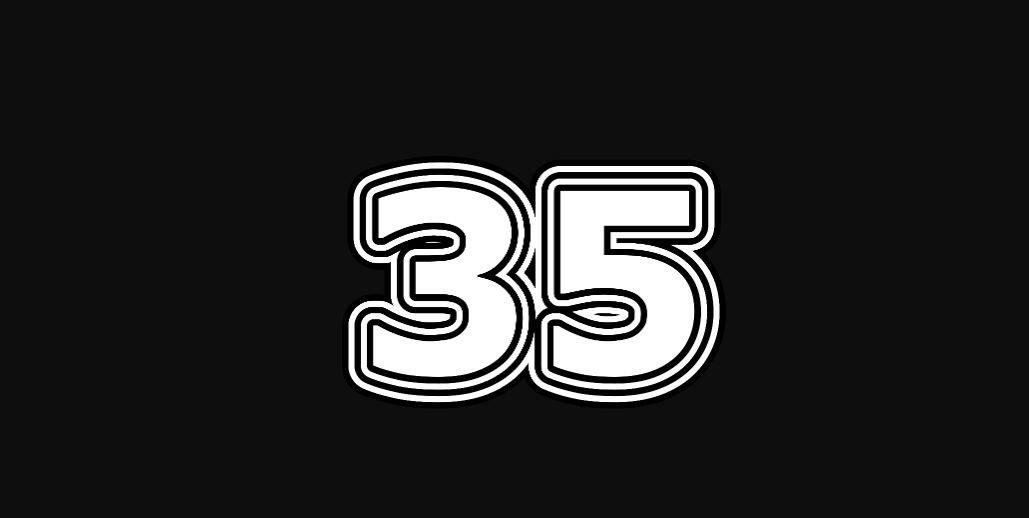 Engelengetal 35