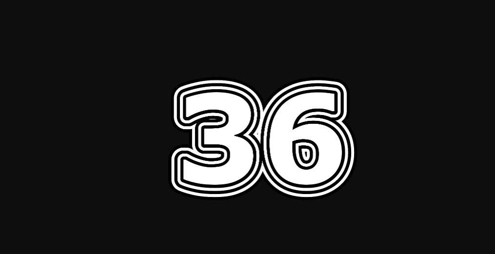 Engelengetal 36