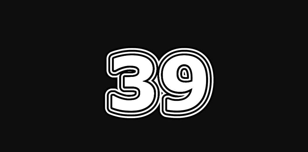Engelengetal 39