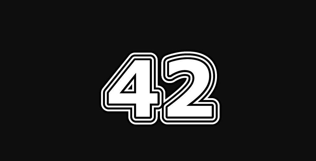 Engelengetal 42