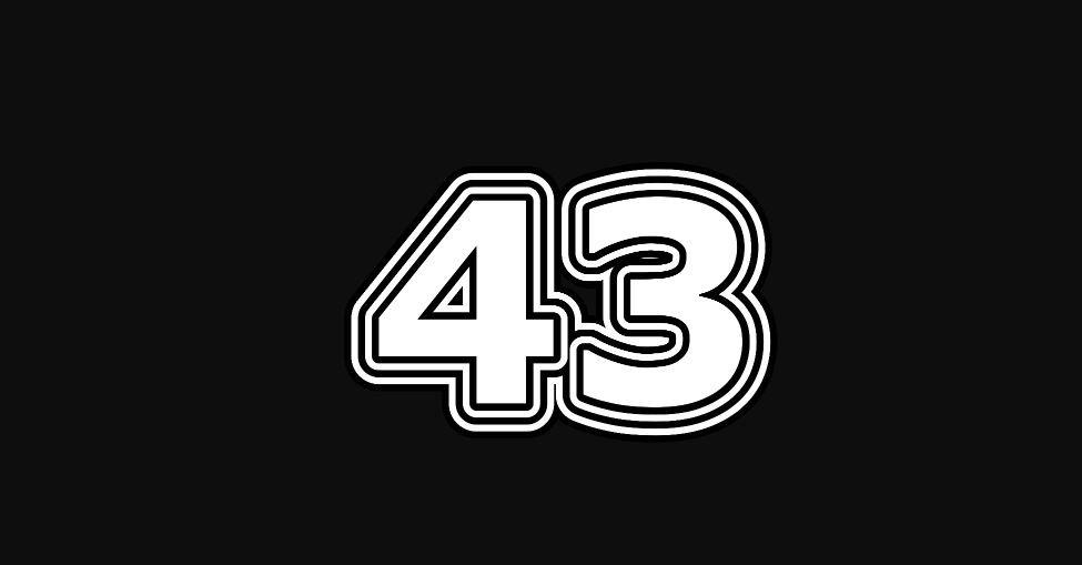 Engelengetal 43