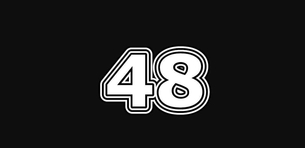 Engelengetal 48