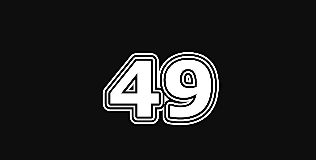 Engelengetal 49