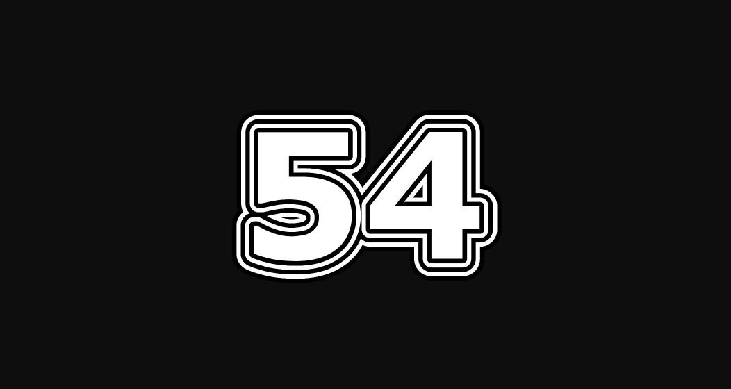 Engelengetal 54