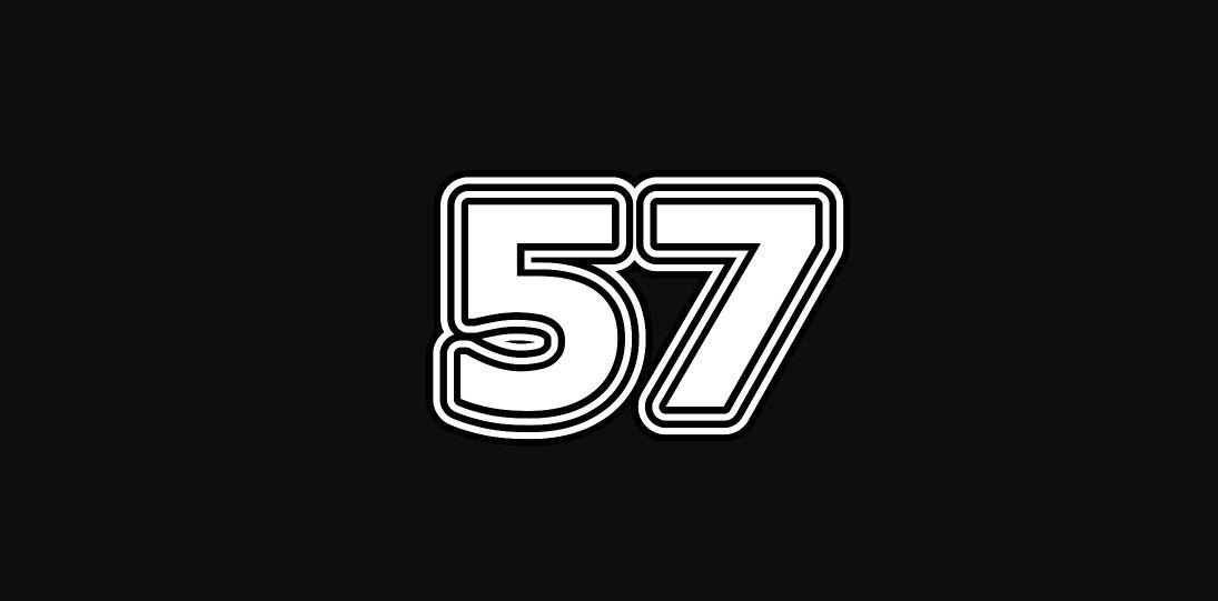 Engelengetal 57