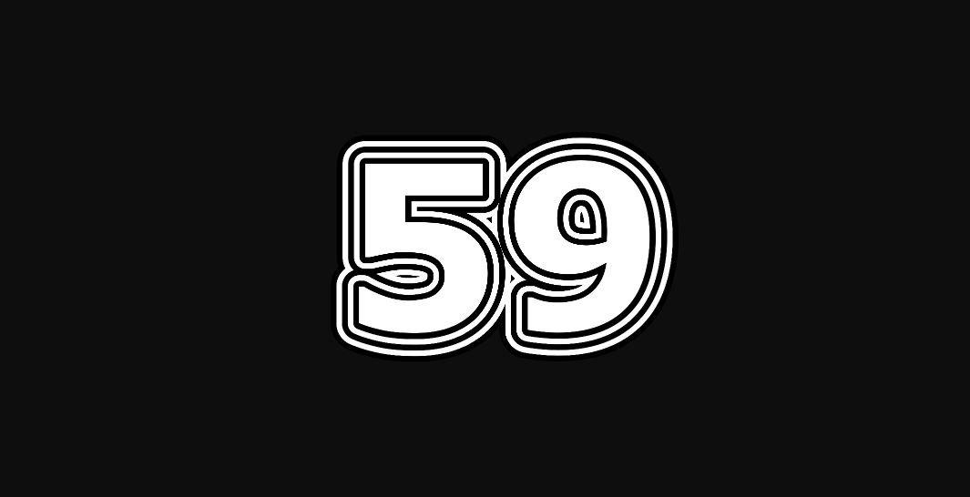 Engelengetal 59