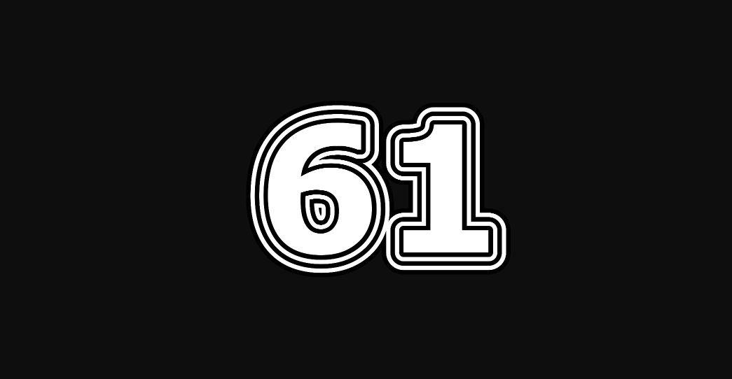 Engelengetal 61