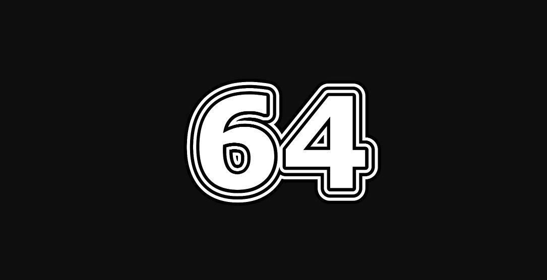 Engelengetal 64