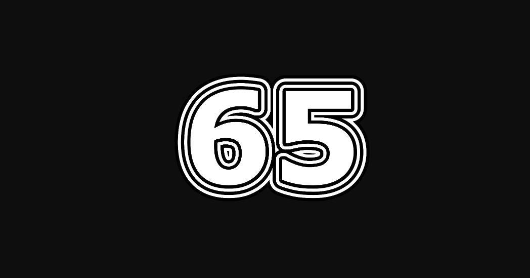 Engelengetal 65