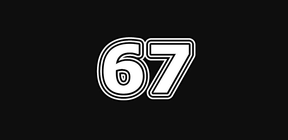 Engelengetal 67
