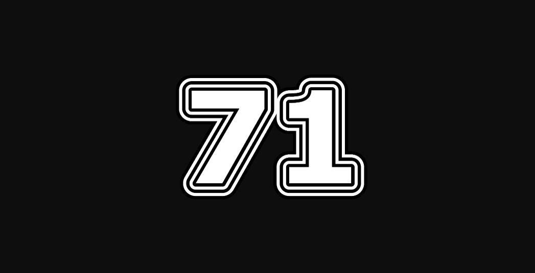Engelengetal 71